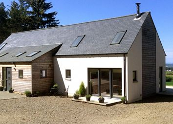 Thumbnail 4 bed detached house for sale in Green Neuk, Birnie, Elgin
