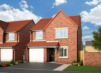 "Thumbnail 4 bed property for sale in ""The Salisbury At Moorland View, Bishop Auckland"" at Flambard Drive, Bishop Auckland"