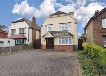 Thumbnail 4 bed detached house for sale in Dugard Avenue, Stanway, Colchester