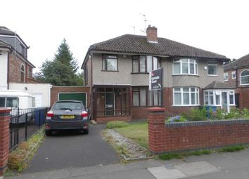 Thumbnail 3 bed semi-detached house for sale in Yew Tree Lane, Liverpool, Uk, .