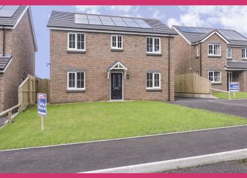 Thumbnail 4 bed detached house for sale in Plot 6, Colonel Road, Ammanford - Ref#00003103
