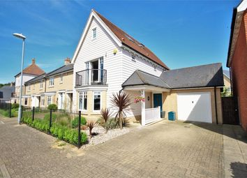 Thumbnail 4 bed detached house for sale in Pattinson Walk, Great Horkesley, Colchester, Essex