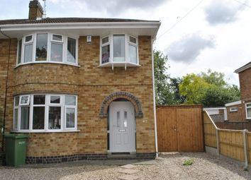 Thumbnail 3 bed semi-detached house to rent in Shackerdale Road, Wigston
