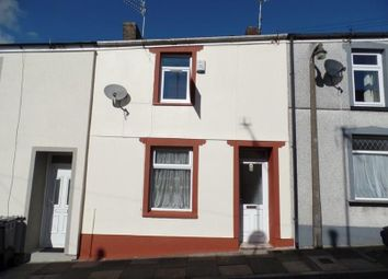 Thumbnail 2 bedroom terraced house for sale in Spring Street, Dowlais, Merthyr Tydfil