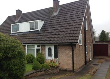 Thumbnail 3 bed semi-detached bungalow to rent in Moorwoods Avenue, Chapeltown, Sheffield