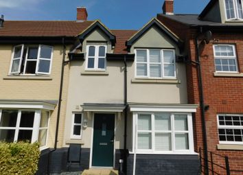 Thumbnail 3 bedroom terraced house for sale in Meadow Walk, Henlow, Beds