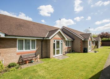 Thumbnail 2 bed terraced bungalow for sale in Dovehouse Close, Linton, Cambridge