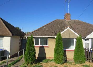 Thumbnail 2 bed bungalow to rent in Fullingdale Road, Abington, Northampton