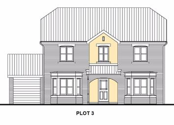 Thumbnail 4 bed detached house for sale in Plot 3 Buffs Lane, Heswall, Wirral