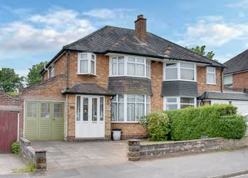 Thumbnail 3 bed semi-detached house for sale in Loynells Road, Rednal, Birmingham