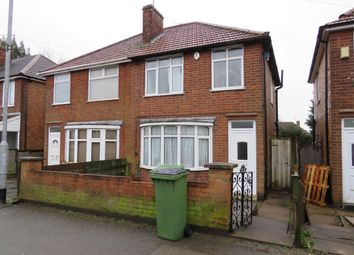 Thumbnail 3 bed property to rent in Welcombe Avenue, Braunstone, Leicester
