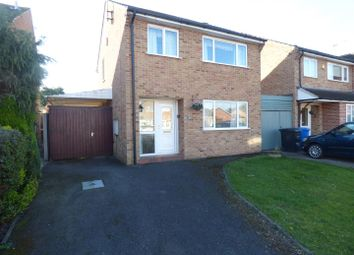 Thumbnail 3 bedroom detached house for sale in Hollowood Avenue, Littleover, Derby