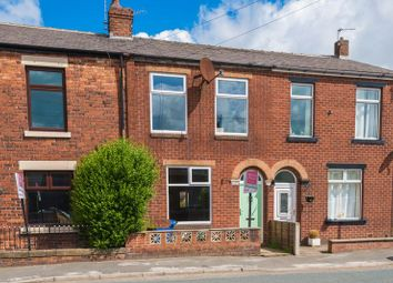Thumbnail 3 bed terraced house for sale in Moor Road, Croston, Leyland