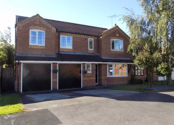 Thumbnail 5 bedroom detached house for sale in Sovereign Way, Heanor, Derbyshire
