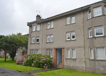 Thumbnail 2 bedroom flat for sale in Eastfield Crescent, Dumbarton