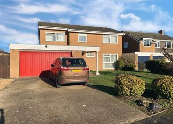 Thumbnail 5 bed detached house for sale in Elm Croft, Little Paxton, St. Neots, Cambridgeshire