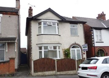 Thumbnail 3 bed detached house for sale in Dixie Street, Jacksdale, Nottingham, Nottinghamshire