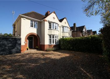 Thumbnail 3 bed semi-detached house for sale in Northcourt Avenue, Reading, Berkshire