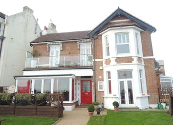 Thumbnail 4 bed maisonette for sale in Marine Parade East, Clacton-On-Sea
