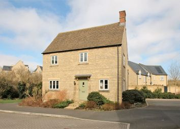 Thumbnail 4 bed detached house for sale in Parry Close, Cirencester, Gloucestershire.