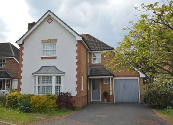 Thumbnail 4 bedroom detached house for sale in Lofthouse Place, Chessington, Surrey