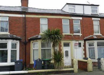 Thumbnail 4 bed terraced house for sale in St. Heliers Road, Blackpool