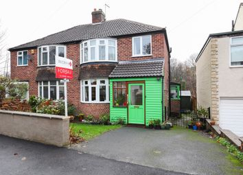 Thumbnail 3 bed semi-detached house for sale in Milldale Road, Totley Rise, Sheffield