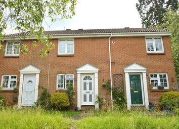 Thumbnail 2 bed terraced house for sale in 75 Finnart Close, Weybridge, Surrey