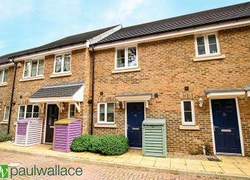 Thumbnail 2 bedroom terraced house to rent in Aldermere Avenue, Cheshunt, Waltham Cross