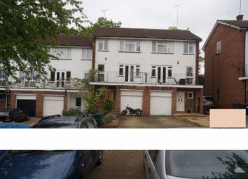 Thumbnail 3 bed terraced house to rent in Wickliffe Avenue, London