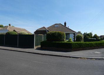 Thumbnail 3 bed detached bungalow for sale in Glyn Way, Stubbington, Fareham