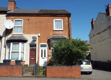 Thumbnail 2 bed end terrace house for sale in Wellington Road, Handsworth, Birmingham, West Midlands