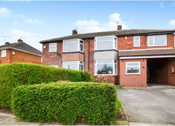 Thumbnail 3 bed semi-detached house for sale in Bank Top Road, Rotherham