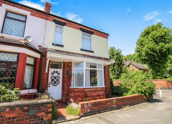 Thumbnail 4 bed end terrace house to rent in Orford Avenue, Warrington