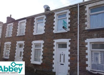 Thumbnail 3 bedroom terraced house for sale in Creswell Road, Neath