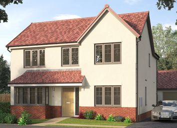 """Thumbnail 4 bed detached house for sale in """"The Rainbrook"""" at St. Martin Crescent, Strathmartine, Dundee"""