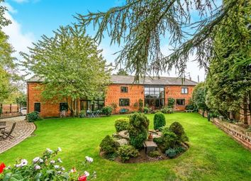 Thumbnail 3 bed barn conversion for sale in Whiston, Penkridge, Stafford, Staffordshire
