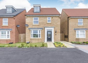 Thumbnail 4 bed detached house for sale in Bluebell Walk, Pontefract, West Yorkshire