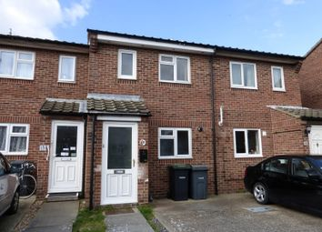 Thumbnail 2 bed terraced house for sale in Blackthorn Drive, Elson, Gosport, Hampshire