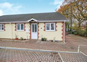 Thumbnail 2 bed bungalow for sale in The Sidings, Halwill Junction, Beaworthy