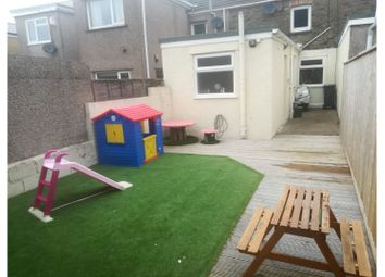Thumbnail 2 bed terraced house for sale in Ynysymaerdy Road, Neath