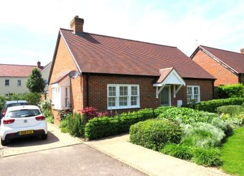 Thumbnail 2 bed detached bungalow for sale in Periwinkle Close, Barkway, Royston