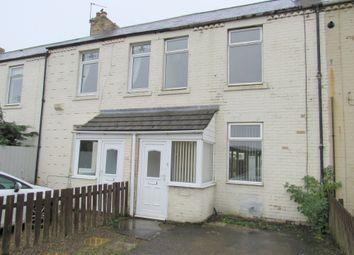 Thumbnail 3 bedroom terraced house to rent in Lamb Street, Cramlington
