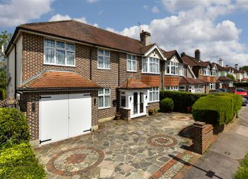 Thumbnail 5 bed semi-detached house for sale in Woodside Way, Salfords, Redhill