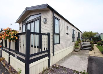 Thumbnail 2 bed mobile/park home for sale in Quincy Row, Brooklyn Park, Gravel Lane, Southport