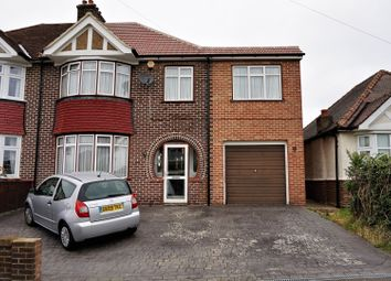 Thumbnail 4 bed semi-detached house for sale in Coniston Road, Bexleyheath