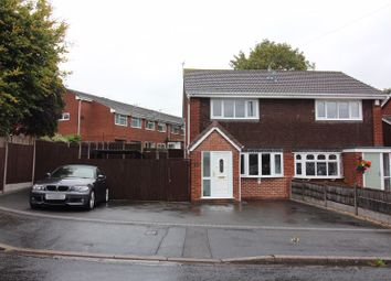 Thumbnail 2 bed semi-detached house for sale in Camberley Road, Kingswinford