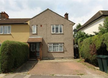 Thumbnail 3 bed semi-detached house for sale in Addison Road, Hainault, Ilford