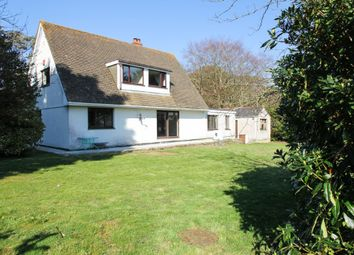 Thumbnail 6 bed bungalow to rent in Crofthandy, St. Day, Redruth