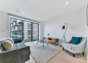 Thumbnail 2 bed flat for sale in Fairwater House, Royal Wharf, London